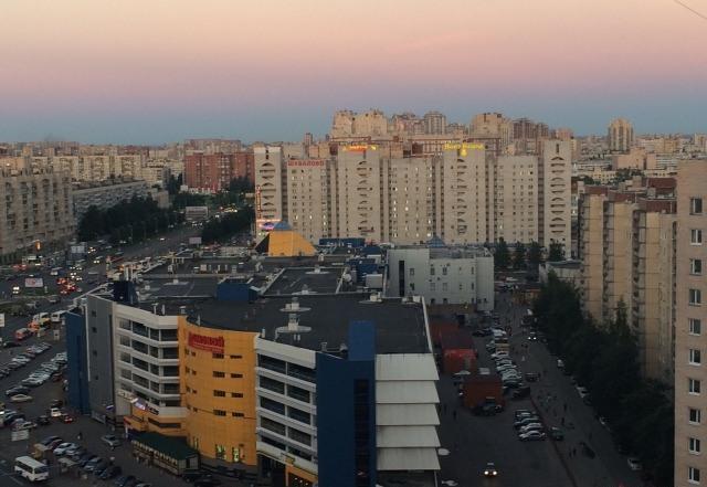 Санкт-Петербург, проспект Просвещения,15 10
