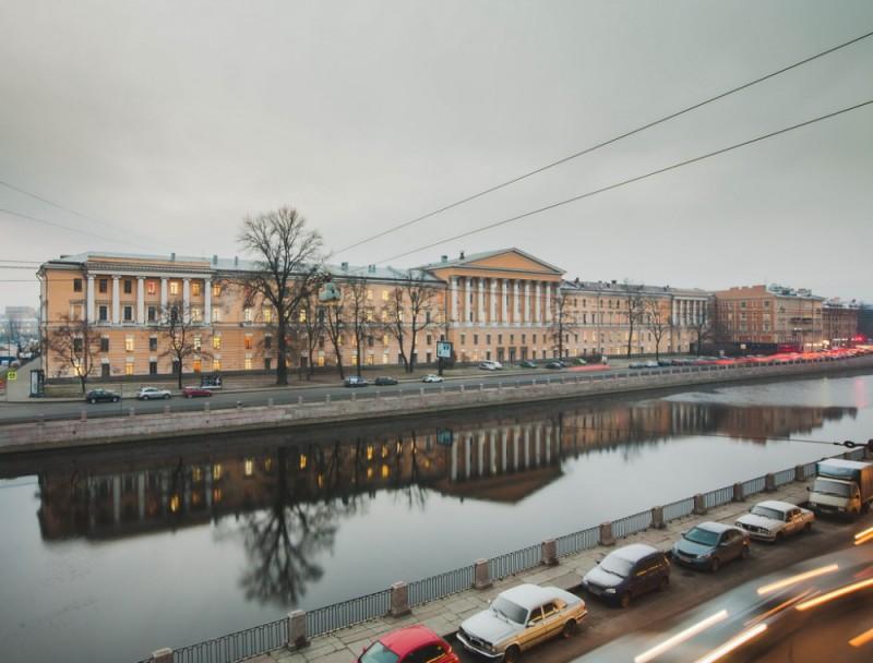Санкт-Петербург, набережная Pеки Фонтанки,101