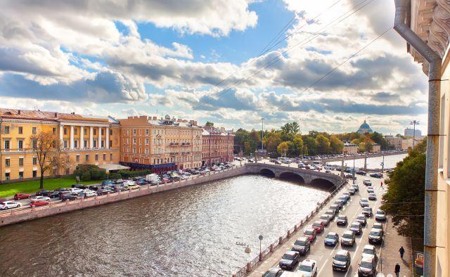 Санкт-Петербург, набережная Pеки Фонтанки,109 10