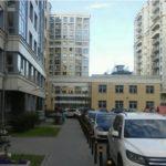 Смоленская д 9 к 3 Метро Фрунзенская  ЖК