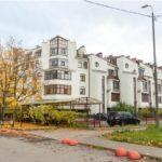 Квартира с Башней на Крестовском п-р д 13