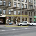 Сдаётся торговое помещение 85 м2, Чкаловский проспект дом 52