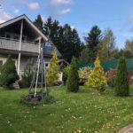 Продаётся дом 280 м2 Всеволожский р-н, Токсовское городское поселение, д. Аудио, Заповедная улица